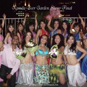 ラマダビアガーデン2012 ベリーダンスショー 2012/5/8~10/2   Produced by Habibi Egypt
