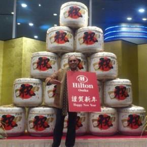 明けましておめでとうございます!! 2012カウントダウンパーティー@Hilton大阪