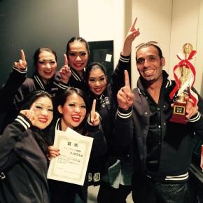 【Raqia CUP フォークロア部門】ESHTA1位優勝を獲得しました!!