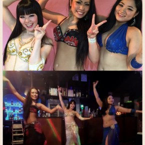 Amiraサポートダンサー2名決定!Mina, Satomi おめでとうございます!