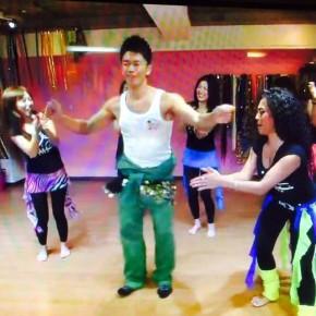 1/6放送 関西テレビ ゆうがたワンダー 武井壮のチャリぶら ハビビエジプトベリーダンススクールが放送されました✨
