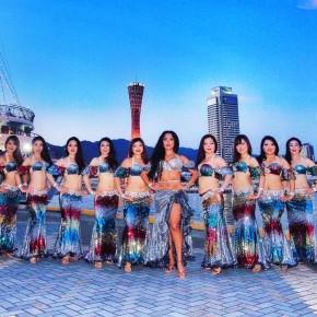 HABIBI EGYPT Bellydance Entertainment 有名ホテル等レギュラーイベント出演記録