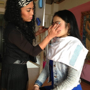 AMIRA MAKE UP LESSON 3/2