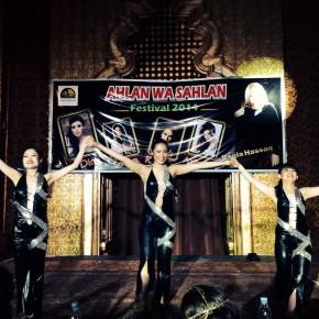 ニュース!!【Ahlan Wa Sahlan 2014】ESHTA が世界で2位、3位ダブル受賞!!おめでとうございます!!